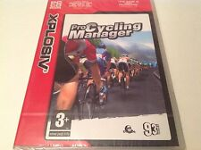PRO CYCLING MANAGER PC CD-ROM BIKE GAME Brand New Sealed