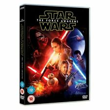 STAR WARS The Force Awakens DVD NEW Region 2