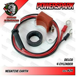 Powerspark Electronic Ignition Kit Bedford Viva Chevette Victor CA HA Vauxhall