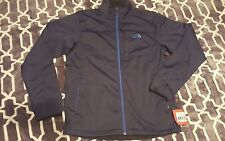 The North Face Authentic Mens Cosmic Blue Lion Rock Full Zip Jacket SZ L NWT