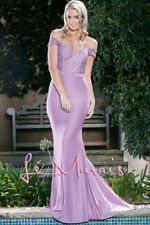 Lace Mermaid Formal Dresses for Women