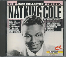 "CD The Jazz Collector Edition: ""Nat King Cole"" Vol 1 - FREE SHIPPING!"