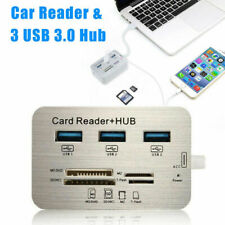 Type-C to 3 Port USB 3.1 MS SD M2 TF Card Reader For Nokia 9 Pureview
