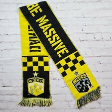 Vintage COLUMBUS CREW Dare to be Massive SCARF MLS Soccer