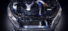 "3.5"" Turbo Intake Pipe + Filter Kit For 10+ Kia Optima 2.0T Blue Hose CAI"