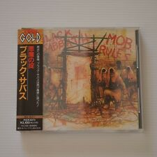 BLACK SABBATH - Mob rules - 1992 JAPAN CD
