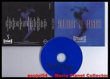 """AUTOUR DE MINUIT """"12 Titres"""" (CD Digipack) Jazz 1996"""