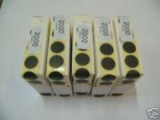 2000 Schußpflaster schwarz -PORTOFREI
