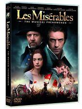 DVD *** LES MISERABLES *** avec Russel Crowe   ( neuf sous blister )