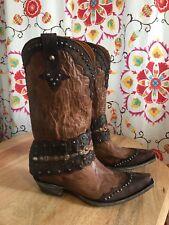 Old Gringo Ladies Cowboy Boots Sz 9 New