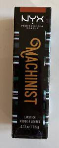 NYX Machinist Lipstick - Metallic Bronze