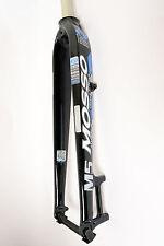 "mr-ride MOSSO Aluminum 7005 29"" 1-1/8"" Fork for MTB Disc Brake Black/Blue"