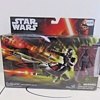 Disney Hasbro Star Wars STORMTROOPER & ELITE SPEEDER BIKE + ACC New Unopened Box