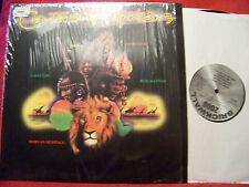 V.A. - Culture Warriors    Sizzla, Buju Banton uvm   rare Brickwall  LP