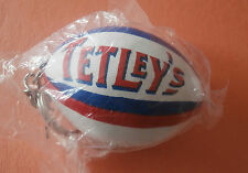 Tetley's Brewery Beer - New Key Chain in the shape of a Rugby Ball