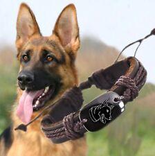 GERMAN SHEPHERD - BRACELET WRIST BAND - NOVELTY UNISEX GIFT - ALSATION DOG