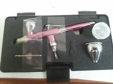 0.3mm Dual Action  High Performance Gravity Feed Airbrush
