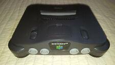 Japanese Nintendo 64 N64(NTSC) w/THS7314 Amp RGB & Region Mods- Tested & Working