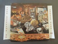 FRANK ZAPPA THE MOTHERS OVER-NITE SENSATION LP MS 2149 ZOMBY WOOF+++