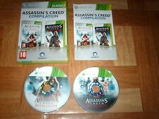 ASSASSIN'S CREED...COMPILATION...jeu complet...sur XBox360