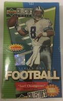 1997 Upper Deck Collector's Choice Series 1 Factory Sealed Football Box 36 Pack