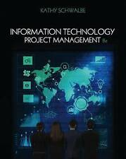 Information Technology Project Management by Kathy Schwalbe (Paperback, 2015)