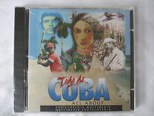 Todo De Cuba - All About Multimedia Encyclopedia Pc Cd-Rom - New