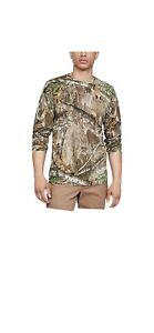 Under Armor Camouflage Men's Medium Long Sleeve Heat Gear Early Season Kit NWT