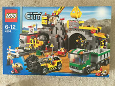 Lego 4204, The Mine, New in sealed box, retired set