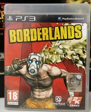 BORDERLANDS PLAYSTATION 3 PS3 ITALIANO COME NUOVO  PLAYSTATION 3 COMPLETO