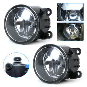 2x Drive Side Fog Light Lamp H11 Bulbs 55W Left Right Side Auto Car Accessories