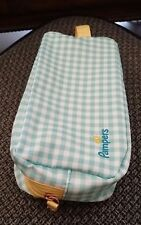 New Pampers Travel Diaper Wipe Bag Pouch Baby Infant Zipper Boxy bag