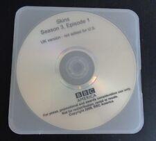 SKINS Screener PROMO Season 3 Episode 1 DVD BBC America 2008 Screener UK Version