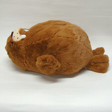 'Napping with Full Stomach' Walrus Plush (Medium)