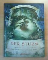 Der Sturm - William Shakespeare (Gebunden)  (Ungelesen!!!)