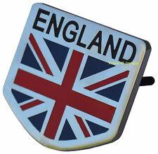 England Union Jack car grille badge (die-cast metal)