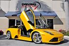 2008 Lamborghini Murcielago LP 640 Coupe 2008 Lamborghini Murcielago LP640 LP 640 Coupe 1323 Miles Giallo Orion Pearl Cou