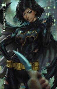 DC Asian Superhero Celebration Batgirl Cassandra Cain Artgerm Variant Sexy NM