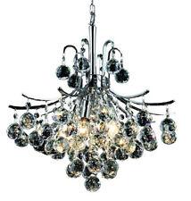 "New ListingAsfour Crystal Chandeliers Ceiling Lighting Fixtures Hallway Bedroom 6 Light 20"""