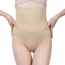 "NUDE Boned High-Waist Seamless Longline Shaper Panty Girdle 318 XL- XXL 28""-33"""