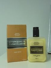 GERARD DANFRE Club Prive After shave EMULSION NEW IN BOX 100ml Danfre parfums