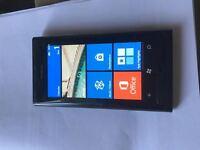 Nokia Lumia 800 Cyan/Blue, Pink & Black - Unlocked - Smartphone