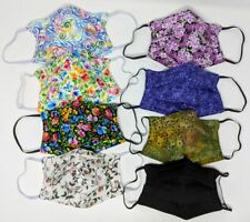 Face Masks Pleated - High Quality