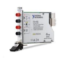 NEW - National Instruments NI PXIe-4082 Digital Multimeter Card 6-1/2 Digit DMM