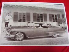 1956 CADILLAC  ELDORADO 4DR HARDTOP    BIG 11 X 17  PHOTO /  PICTURE