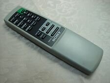 Genuine Original Sony RM-SG7 Audio Remote Tested comes with bateries