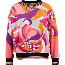 Emilio Pucci Suéter Vestido Top UK8 10 12 RRP690GBP Nuevo
