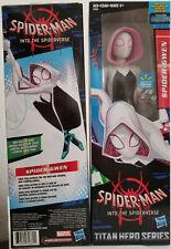Spider Gwen TITAN Hero Series Marvel Action Figure