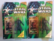 Guerra De Las Galaxias Darth Maul Potj Kenner Figura 2000! nuevo!