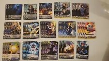 Cardfight Vanguard Granblue Complete Deck Standard V-EB08 My Glorious Justice